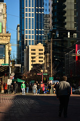 December Seattle Streets 9 (C.M. Keiner) Tags: seattle washington usa city cityscape skyline mountains pacific northwest puget sound streetscape urban pike place market queen anne winter fall architecture