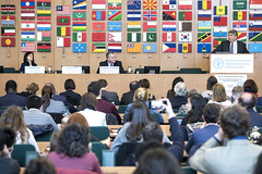 12173r039 (FAO News) Tags: italy europe georgemcgovernlecture usa rome