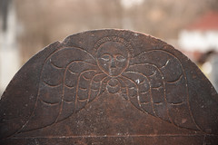 KMP_5420 (K_Marsh) Tags: littlebritaincemetery rocktavernny ocny orangecounty hudsonvalley oldcemetery historiccemetery cemetery deathhead deathheads grave headstone tombstone