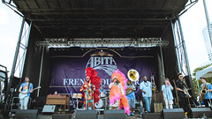 French Quarter Fest 2019 - Cha Wa