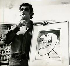 Ziraldo, 1971 (Arquivo Nacional do Brasil) Tags: ziraldo arte artebrasileira artistabrasileiro artista artesplásticas cartunista arquivonacional arquivonacionaldobrasil história historyofbrazil nationalarchivesofbrazil nationalarchives