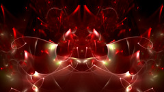 Candle in the wind (Luc H.) Tags: move yourself red abstract abstrait fractal digital graphic graphism