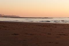 BEACH SUNSET (skysthelimit333) Tags: cleveleys cleveleyslancashire lancashire lancashirecoast coast sunset seaside sand sea irishsea