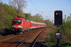 182 015 I Schkopau (Bahn Sascha) Tags: eisenbahn re zug train regio db br182 nahverkehrszug nahverkehr sachsenanhalt