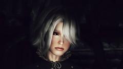 72850_20190213212102_1 (SasakiPajero) Tags: enb elder 3d tes tesv snapdragonprimeenb screenshot face eyes videogame v shorthair vampire