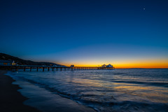 Malibu Pier Fine Art Photogaphy Nikon D850 Colorful Clouds Sunset Fine Art California Coast Beach Landscape Seascape Photography! El Matador State Beach Elliot McGucken Fine Art Pacific Ocean Sunset! D850 & AF-S NIKKOR 14-24mm F2.8G ED High Res 4k 8K (45SURF Hero's Odyssey Mythology Landscapes & Godde) Tags: malibu fine art photogaphy nikon d850 colorful clouds sunset california coast beach landscape seascape photography el matador state elliot mcgucken pacific ocean afs nikkor 1424mm f28g ed high res 4k 8k