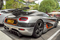 One of 6 (cs.spotter123) Tags: koenigsegg koenigseggagera koenigseggone1 great amazing fast speed automobile automotive car cars coolcars carspotting dreamcars carphotographer supercar supercars supercarsnation supercarsphotography exotics sun summer monaco nikon nikoncoolpixa100 motorsport sportcars hypercars
