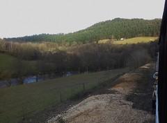 Deeside veg. clearance 170219_161225 (Leslie Platt) Tags: denbighshire exposureadjusted llangollenrailway straightened vegetationclearance