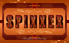 Spinner (The Initiative) (blindsuperhero) Tags: marvel superheroes texteffect wallpaper background dccomics spinner theinitiative avengers costume character