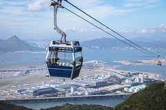 Ngong Ping cable car (Patrick Foto ;)) Tags: 360 aerial airport asia background beautiful blue building cable car china chung city cityscape coast concept copyspace day green high holiday hong hongkong island kong landscape lantau mountain nature ngong ocean park ping port scenic sea shore sky skyline station summer top tourism travel tung urban vacation view water white hk