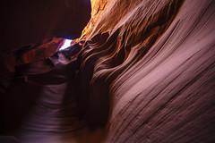 Inside the Slot Canyon (CraDorPhoto) Tags: canon5dsr landscape rockformation sandstone canyon slotcanyon outside outdoors nature usa arizona