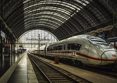 Frankfurt Hbf (Jack Heald) Tags: frankfurt hauptbahnhof main train station germany hbf ice intercityexpress heald jack nikon d750 zeiss 21mm travel tourist tourism