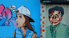 Schuttersveld (oerendhard1) Tags: graffiti streetart urban art rotterdam oerendhard crooswijk schuttersveld tmv oask ziek