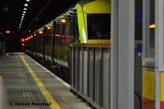 Mark 4 at Heuston, 11/3/19 (hurricanemk1c) Tags: railways railway train trains irish rail irishrail iarnród éireann iarnródéireann dublin heuston 2019 caf mark4 intercity