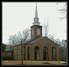 Woodland Baptist (cscott_va.) Tags: church virginia