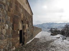 Holy Cross Armenian Church (Alexanyan) Tags: lake van turkey holy cross armenian church eglise kirche chiesa apostolic orthodox christian akhtamar island mountain snow winter cold