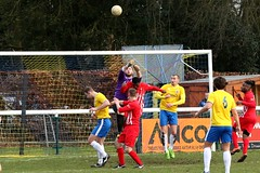 52 (Dale James Photo's) Tags: ampthill town football club buckingham athletic fc spartan south midlands league division one park non
