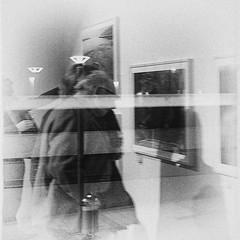 Spiegelung 2 - Sandra Bartocha - Werner Bollmann - Städtische Galerie, Iserlohn (schubertj73) Tags: reflection sandra bartocha werner bollmann städtische galerie gallery ausstellung exhibition iserlohn fujifilm x10 gimp fotografie foto fotos fotograf schubertj73 photo photography photos photographer photoart photographien art artwork artworks artphoto artphotography kunst kunstfotografie kunstwerk kunstfotograf künstler nb bw noir blanc black blackwhite schwarzweis schwarz zwartwit sw weis weiss white spiegelung spiegelungen abstrakt abstract