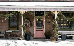 Belfountain Genera Store Cafe (Bill Smith1) Tags: agfavista200 believeinfilm billsmithsphotography caledon2019 heyfsc nikkorai50f14lens nikonfm