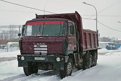 Tatra 815  У 999 КЕ 45 (RUS) (zauralec) Tags: kurgancity streetradionova город курган улица автомобиль грузовик транспорт tatra 815 у 999 ке 45 rus
