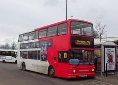 National Express West Midlands Dennis Trident 2/Alexander ALX400 4359 (BX02 AVR) (Liam1419) Tags: bx02avr 4359 alexanderalx400 dennistrident2 nationalexpresswestmidlands
