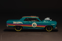 1964 Chevy Chevelle SS (Wade Brooks) Tags: artbywadebrooks chevy toycar car hotwheels marco thetoycarproject