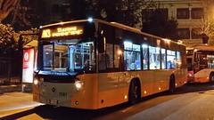 AMT 7081 (Lu_Pi) Tags: amt genova autobus bus iia menarinibus industriaitalianaautobus citymood citymood10 brinmetrò principe servizioserale lineanotturna nightbus amtgenovalinean3 serviziosostitutivo