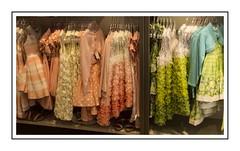 For the Little princesses (Audrey A Jackson) Tags: canon60d spain malaga dresses colour window shop