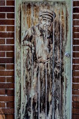 Mens Room (Mr Clicker / Davin) Tags: mrclicker davin sydney quarantine station mens toilet door