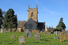 St Peter's Church, Willersley (Roger Wasley) Tags: st peters church willersley saint peter gloucestershire gargoyles bell tower history historic holy building architrecture