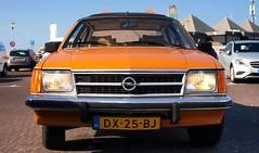 Opel Commodore 2.5 S Automatic (Skylark92) Tags: nederland netherlands holland noordholland northholland bloemendaal aan zee opel commodore 25 s dx25bj automatic 1979 onk origineel nederlands kenteken