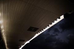 Stadium Roof (BlueChasmPhoto) Tags: minneapolis targetfield minnesotatwins twins baseball