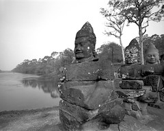 1099 (The Dent.) Tags: mamiya 7ii acros hc110 dilution b 6 mins cambodia siem reap