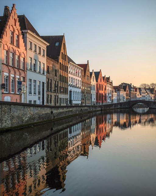 Bruges reflections 5/4