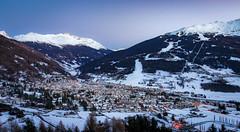 Vista di Bormio (fabiom277) Tags: bormio ski snow alta valtellina sondrio lombardia livigno bormio2000 landscape paesaggio innevato neve