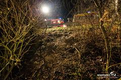 Schwerer Alleinunfall L3275 Hünstetten 06.01.19 (Wiesbaden112.de) Tags: alleinunfall dennisaltenhofen feuerwehr l3275 limbach polizei rettungsdienst strinztrinitatis verkehrsunfall wiesbaden112 wildunfall