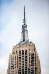Getting Higher (Thomas Hawk) Tags: america esb empirestatebuilding manhattan nyc newyork newyorkcity usa unitedstates unitedstatesofamerica architecture fav10 fav25