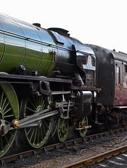60163 Tornado (simmonsphotography) Tags: railway railroad nenevalley heritage preservation locomotive engine train steam uksteam 60163 tornado peppercorn a1 lner pacific newbuild walschaerts valvegear wansford