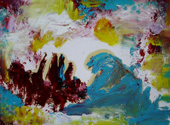 Namur province (Kinga Ogieglo Abstract Art) Tags: kinga ogieglo abstract art abstracts painting oilpainting