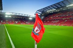 Liverpool FC v Leicester City (Alex Hannam) Tags: sport soccer clubsoccer leicester leicestercityfootballclub leicestercity lcfc anfield liverpool england unitedkingdom gbr