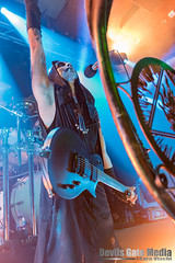 Behemoth_L.Vischi-5423 (devilsgatemedia) Tags: behemoth ecclesiadiabolicaeuropa2019 tour queenmargaretunion glasgow livemusic ishootmetalcom devilsgatemedia musicians blackmetal nergal ilovedyouatyourdarkest nuclearblast