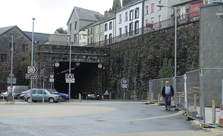 RD17865.  Caernarfon Tunnel.
