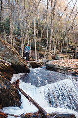 DSCF9008FullRes (djandzoya) Tags: boone boonenc hiking vacation fall fallcolors waterfall