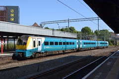 Northern (Will Swain) Tags: station 5th july 2018 stockport greater manchester city centre north west train trains rail railway railways transport travel uk britain vehicle vehicles england english europe
