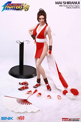 PHICEN PL2019-134 Mai Shiranui 不知火舞 SNK King of Fighters - 12 (Lord Dragon 龍王爺) Tags: 16scale 12inscale onesixthscale actionfigure doll hot toys phicen tbleague seamless