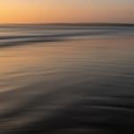 Wet sands at sunset thumbnail