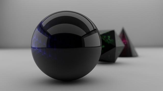 Обои шар, форма, тень, фигурки картинки на рабочий стол, фото скачать бесплатно