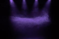 Lights in the dark (Maureen Morlet (fb: MM Photogra'fy)) Tags: light lights purple violet dark noir sombre intérieur interior canon canoneos6d room salle éclairage lightning