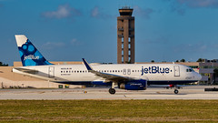 Fly jetBlue (N1_Photography) Tags: a320 jetblue aviation runway grass sky airplane airbus