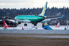 2019_03_12 Boeing 737 MAX 8 file-4 (jplphoto2) Tags: 737 737max 737max8 bfi boeing boeing737 boeing737max8 boeingfield jdlmultimedia jeremydwyerlindgren kbfi seattle aircraft airline airplane airport aviation
